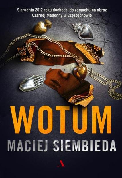 Wotum - Maciej Siembieda | okładka