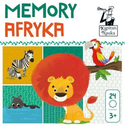 Kapitan Nauka Memory Afryka - zbiorowa praca | okładka