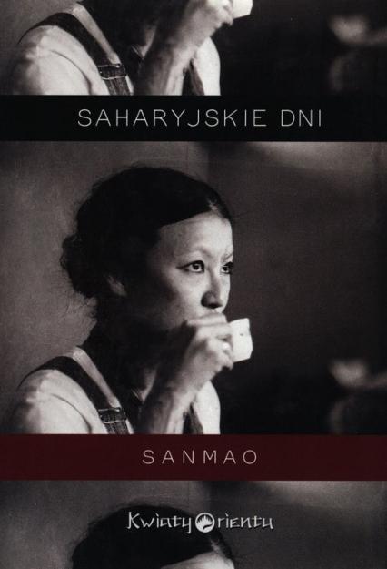 Saharyjskie dni - Sanmao   okładka