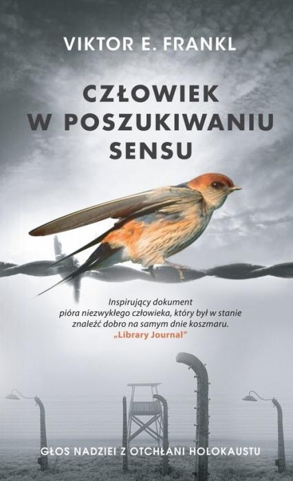 Człowiek w poszukiwaniu sensu - Viktor Frankl | okładka