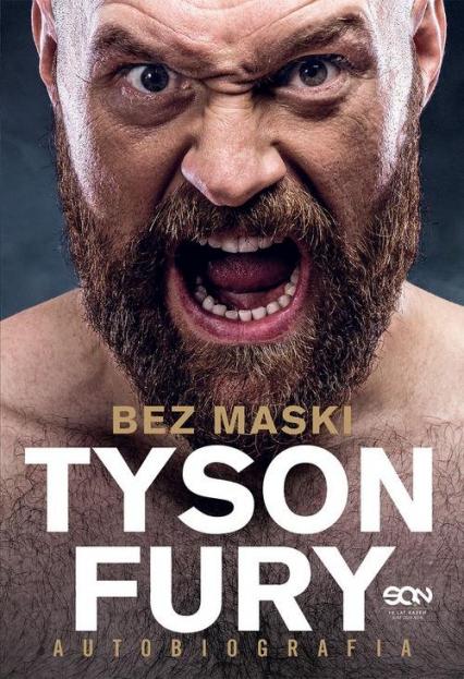 Tyson Fury Bez maski Autobiografia - Tyson Fury | okładka