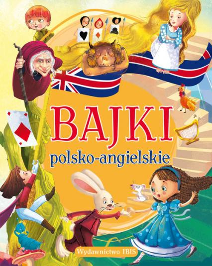 Bajki polsko-angielskie -    okładka