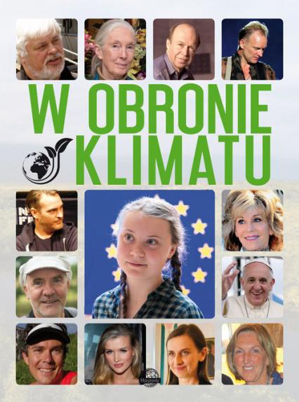 W obronie klimatu - Krzysztof Ulanowski | okładka