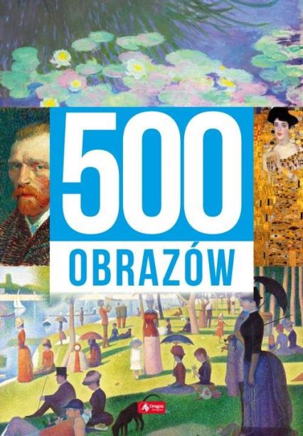 500 obrazów - Luba Ristujczina   okładka