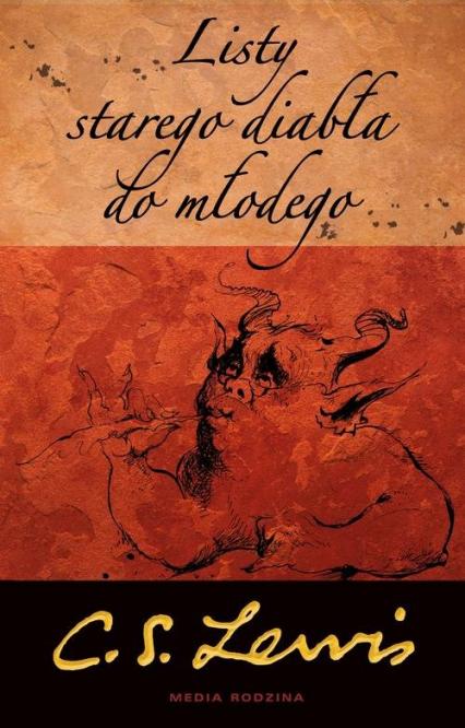 Listy starego diabła do młodego - Lewis Clive Staples | okładka