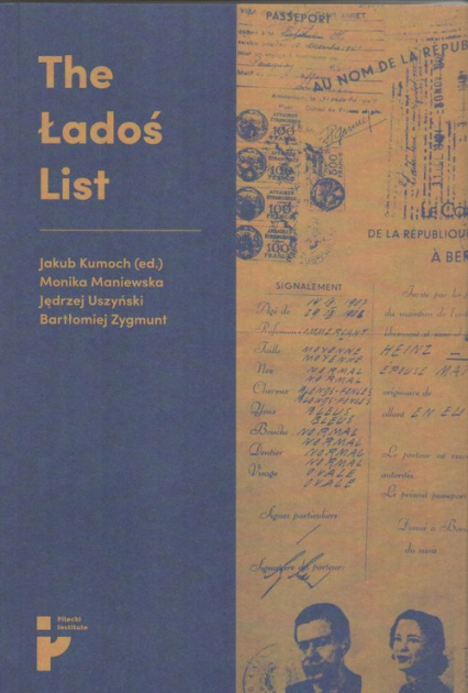 The Ładoś List - zbiorowa Praca | okładka