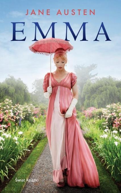 Emma - Jane Austen | okładka