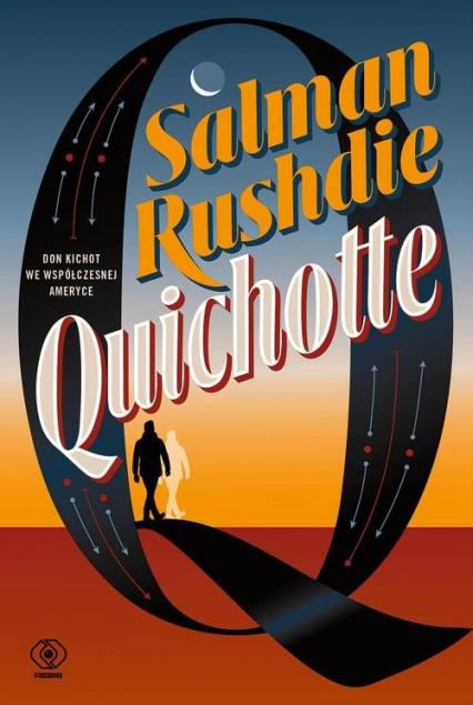 Quichotte - Salman Rushdie | okładka