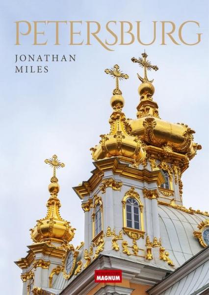 Petersburg - Jonathan Miles | okładka