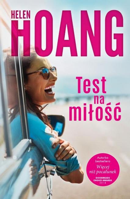 Test na miłość - Helen Hoang | okładka