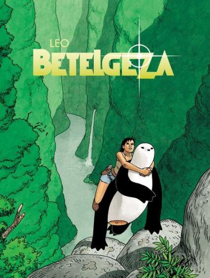 Betelgeza - Leo   okładka