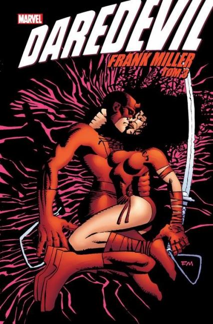 Daredevil Tom 3 - Frank Miller | okładka