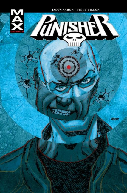 Punisher Max Tom 8 - Aaron Jason, Dillon Steve | okładka