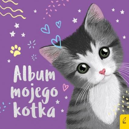 Album mojego kotka -  | okładka