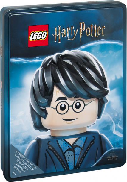 Lego Harry Potter. Zestaw książek z klockami Lego Z TIN-6401 - zbiorowe Opracowanie | okładka