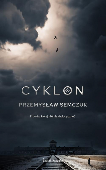Cyklon - Przemysław Semczuk | okładka
