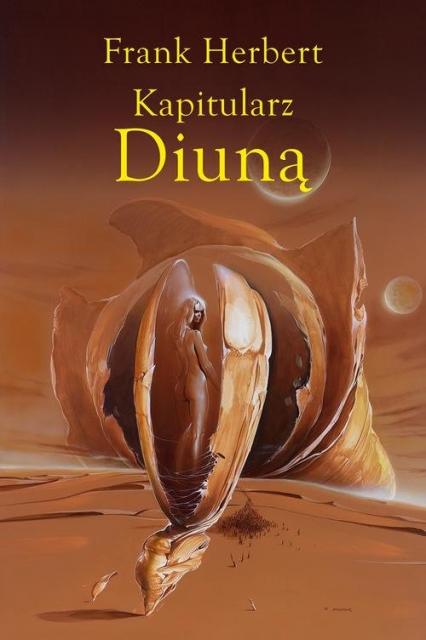 Kapitularz Diuną - Frank Herbert | okładka