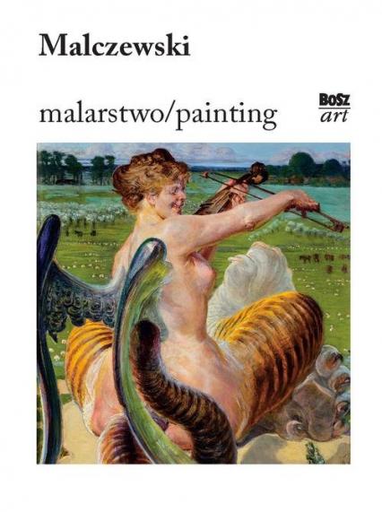 Malczewski Malarstwo - Dorota Suchocka   okładka