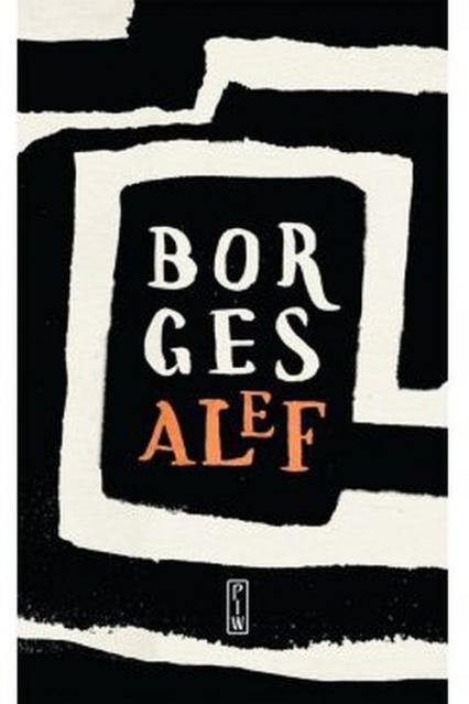 Alef - Borges Jorge Luis   okładka
