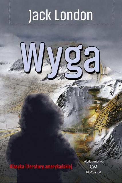 Wyga - Jack London | okładka