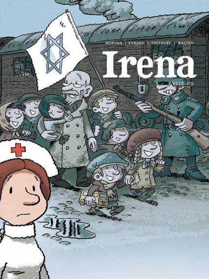 Irena 5 - Życie po - Zbiorowa Praca | okładka