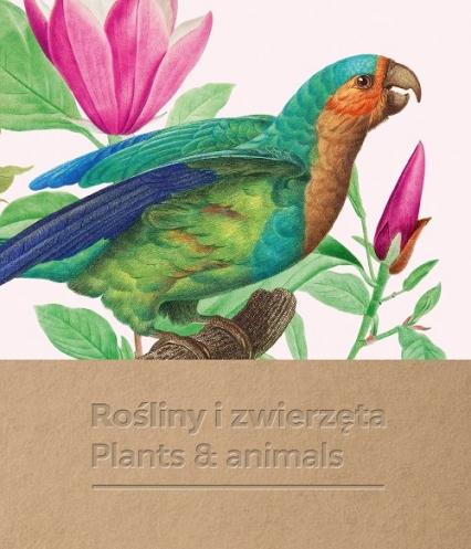 Rośliny i zwierzęta Atlasy historii naturalnej w epoce Linneusza -    okładka
