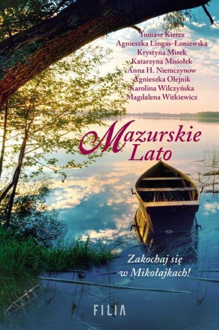 Mazurskie Lato -  | okładka