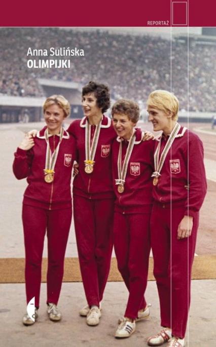 Olimpijki - Anna Sulińska | okładka