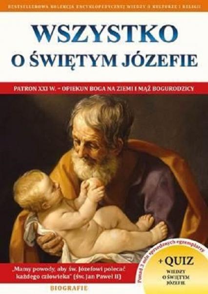 Wszystko o św. Józefie -    okładka
