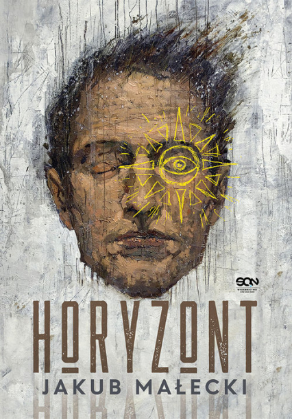Horyzont Wielkie Litery - Jakub Małecki | okładka