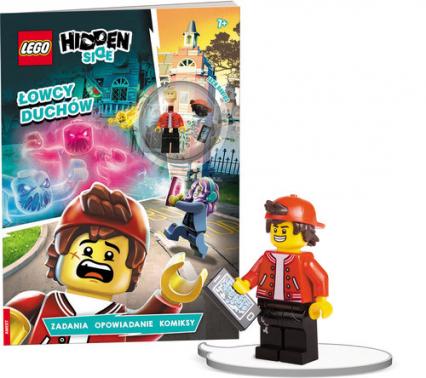 Lego Hidden Side Łowcy duchów LNC-6550 - zbiorowe Opracowanie | okładka