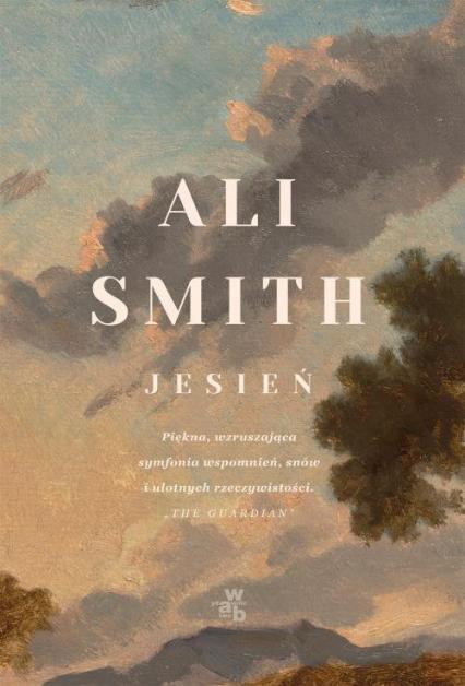 Pory roku Tom 1 Jesień - Ali Smith | okładka