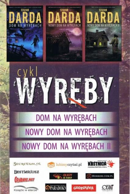 Dom na Wyrębach / Nowy Dom na Wyrębach / Nowy Dom na Wyrębach II Pakiet - Stefan Darda | okładka
