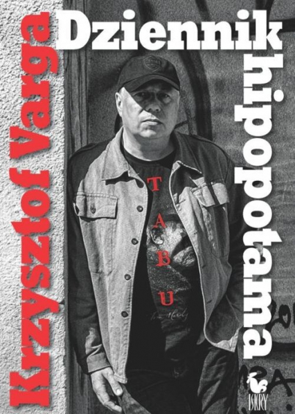 Dziennik hipopotama - Krzysztof Varga | okładka