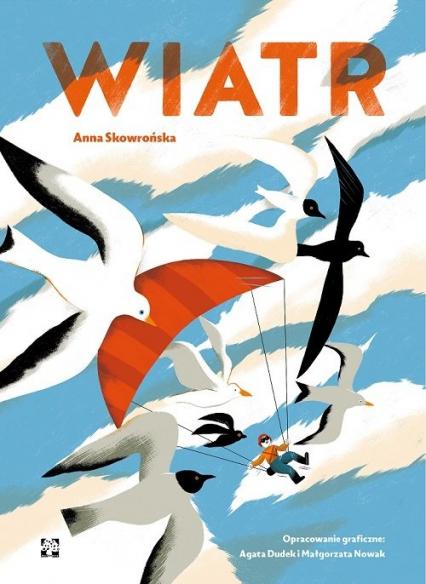 Wiatr - Anna Skowrońska | okładka