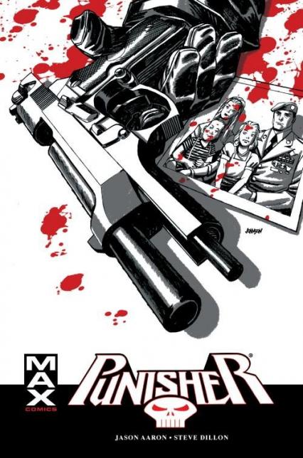 Punisher Max Tom 9 - Jason Aaron | okładka