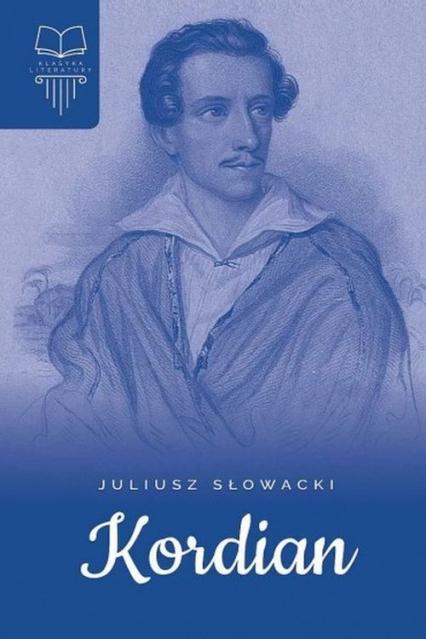 Kordian - Juliusz Słowacki | okładka