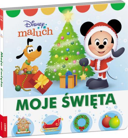 Disney Maluch Moje święta DBN-9203 - zbiorowe Opracowanie | okładka
