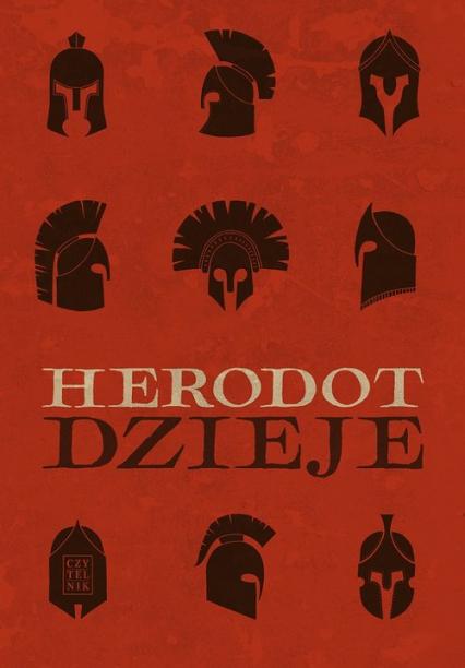 Dzieje - Herodot | okładka