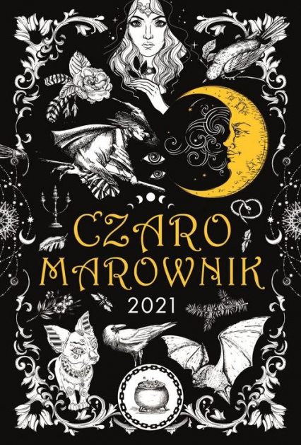 CzaroMarownik 2021 -    okładka