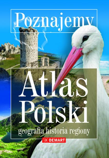 Poznajemy atlas Polski -  | okładka