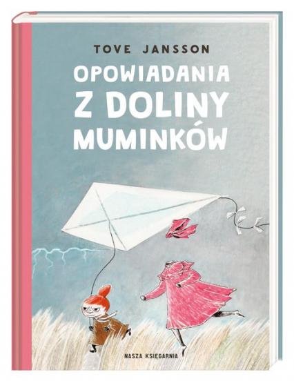 Opowiadania z Doliny Muminków - Tove Jansson | okładka