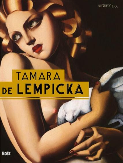 Tamara de Lempicka - Lempicka Marisa, Potocka Maria Anna   okładka