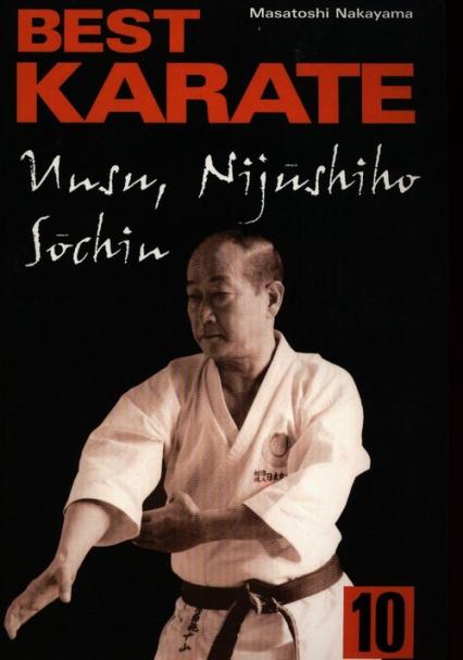 Best Karate 10 Unsu Sochin Nijushiho - Masatoshi Nakayama | okładka