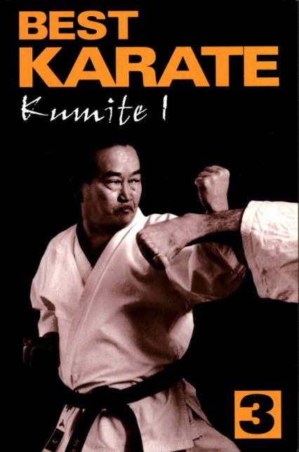Best Karate 3 Kumite 1 - Masatoshi Nakayama | okładka