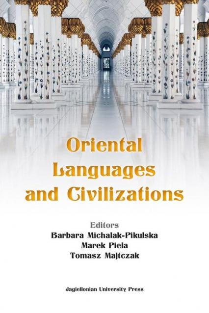 Oriental Languages and Civilizations -    okładka