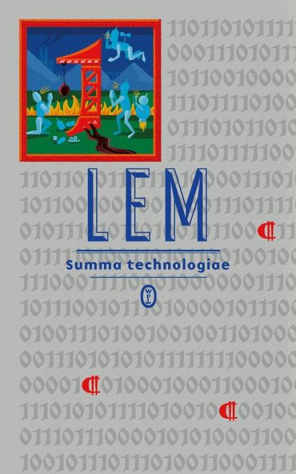 Summa technologiae - Stanisław Lem   okładka