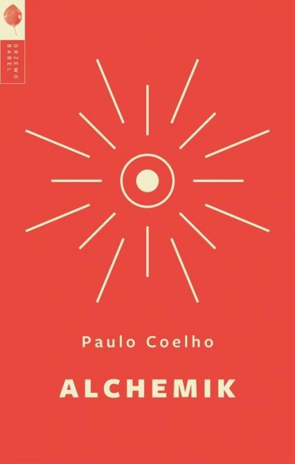 Alchemik - Paulo Coelho | okładka