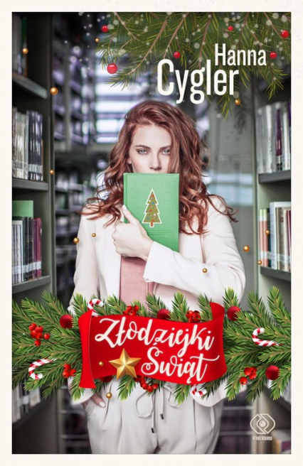 Złodziejki Świąt - Hanna Cygler | okładka