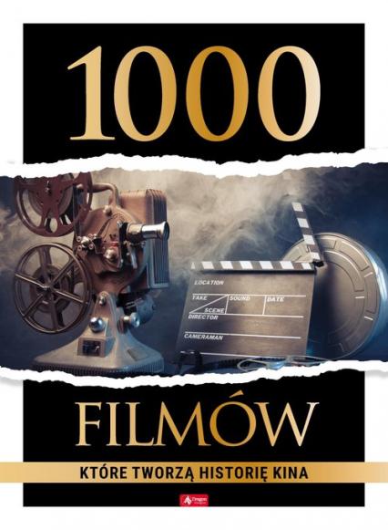1000 filmów które tworzą historię kina -  | okładka